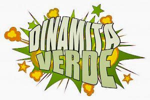 Logo Dinamita Verde