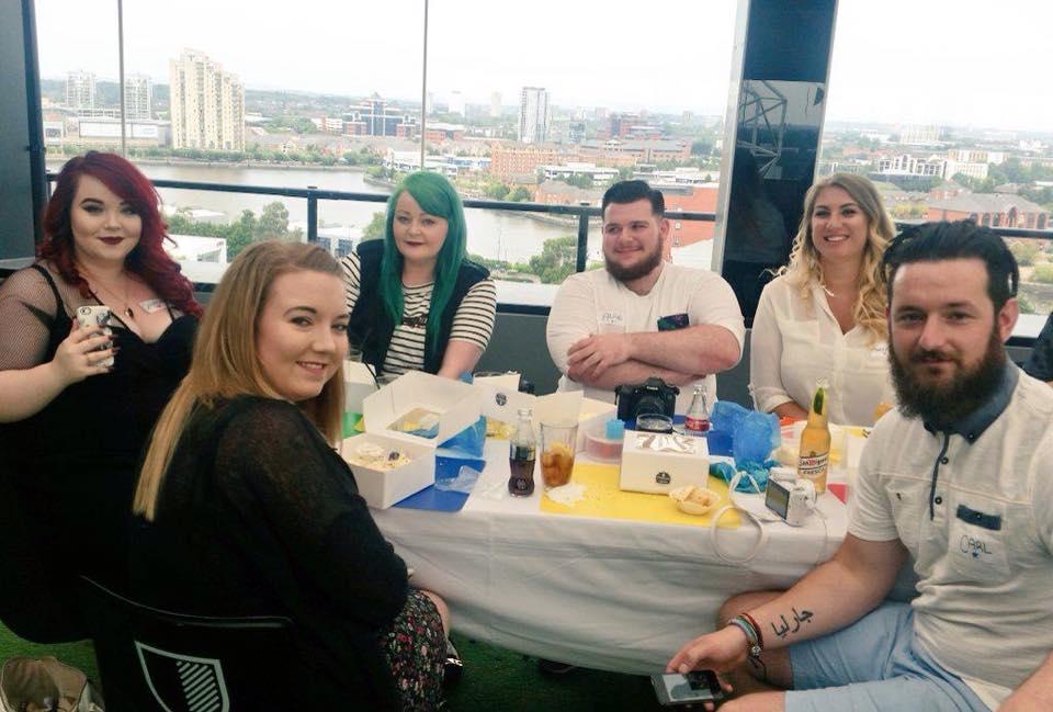Think Money Summer BBQ Blogger Event
