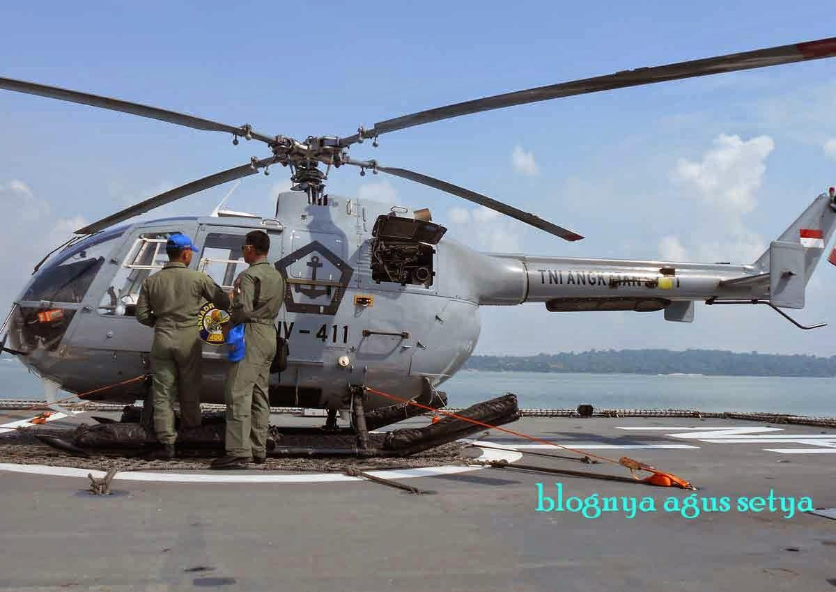 helicopter tni al