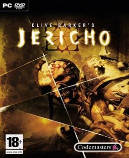 Clive Barker's Jericho PC Box