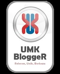 syu blogger umk!