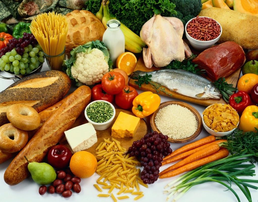 Una buena alimentación te ayudará a perder peso