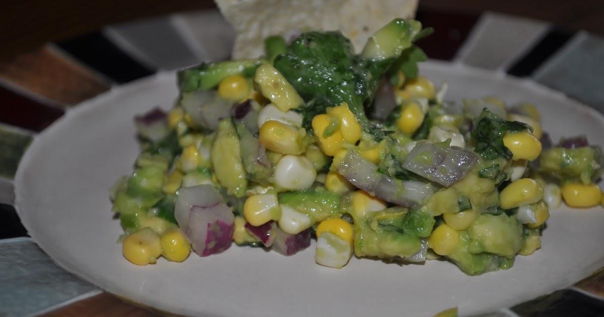 Beth's Favorite Recipes: Fresh Corn and Avocado Salsa