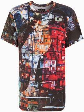 camiseta Maracaná Eleven Paris Copa del Mundo