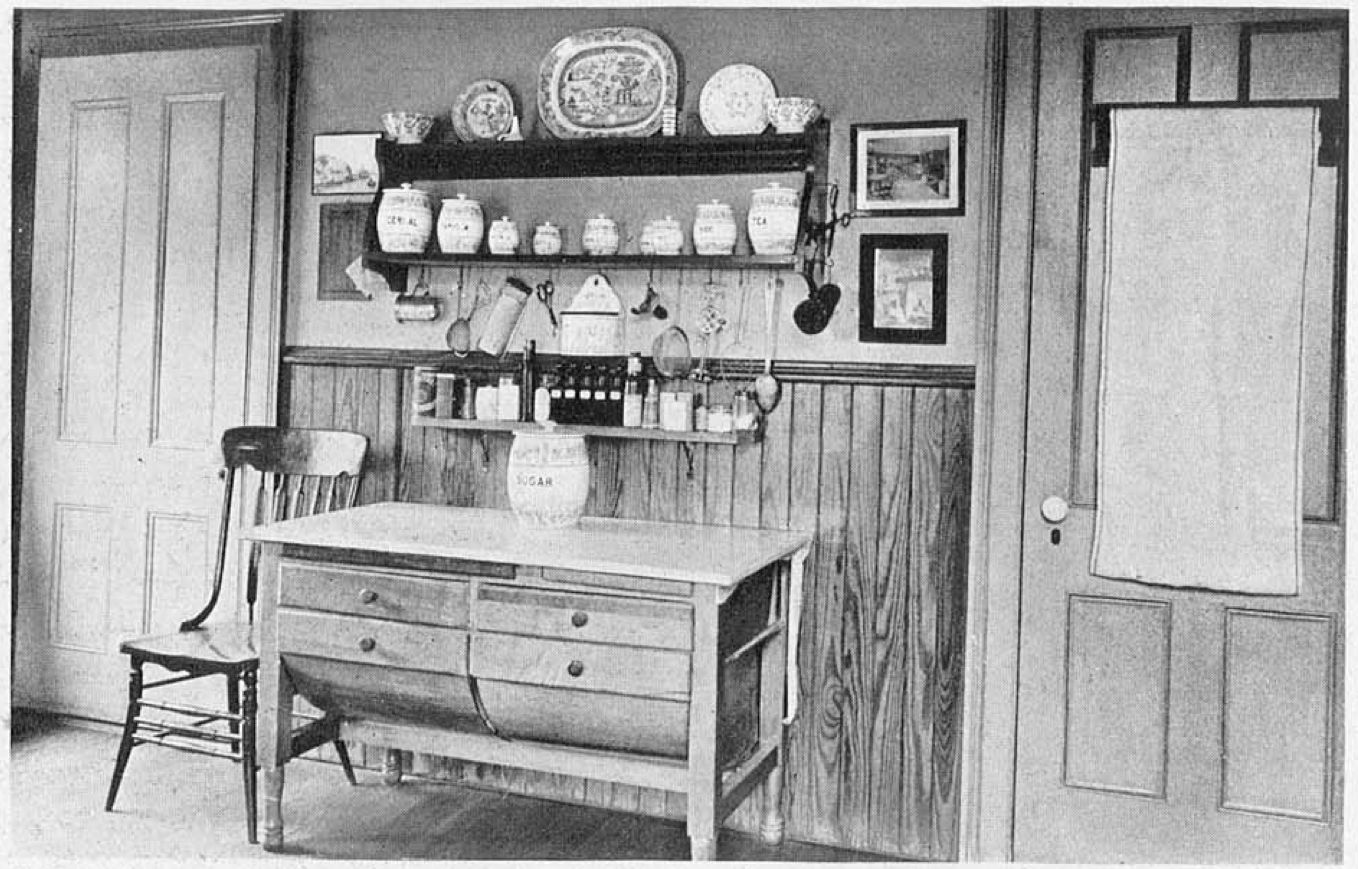 Image Gallery Early 1900 Kitchens