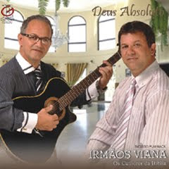 irmaos viana deus absoluto 2010 CD: Irmãos Viana   Deus Absoluto 2011 Playback