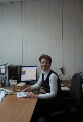 Татьяна Барбашова