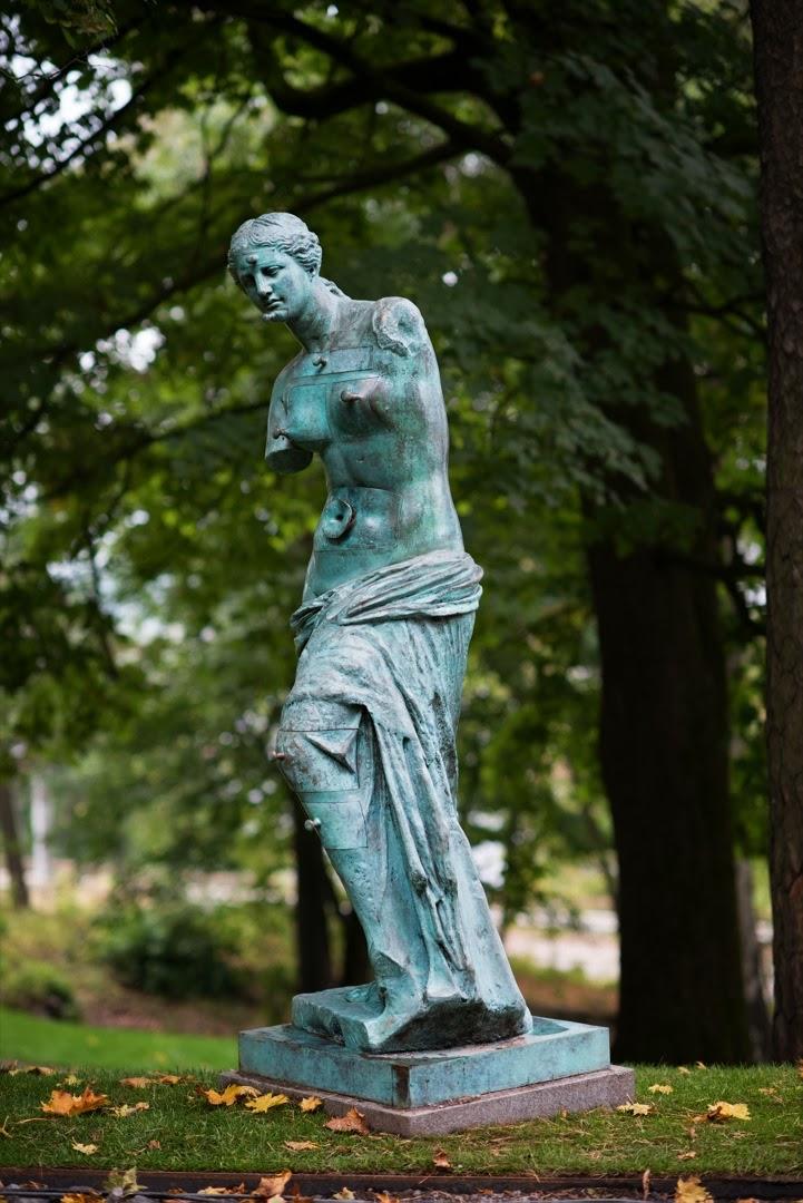 ekeberg sculpture park comes to oslo