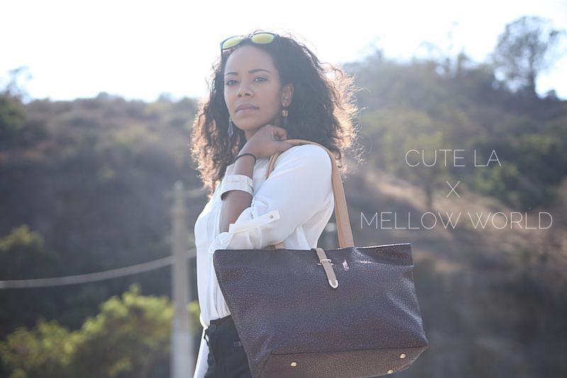Mellow World Handbags and Accessories via Cute LA