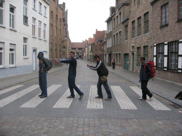Brugges Crossing