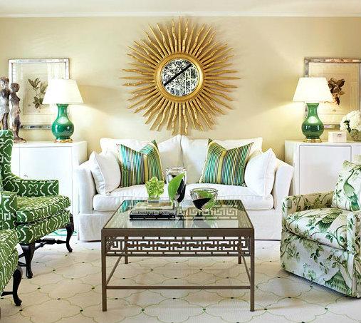 Espejo sol for Espejos decorativos con forma de sol