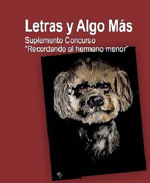 Suplemento Especial Concurso Mascotas: recordando a un hermano menor Portada+Suple+Mascotas