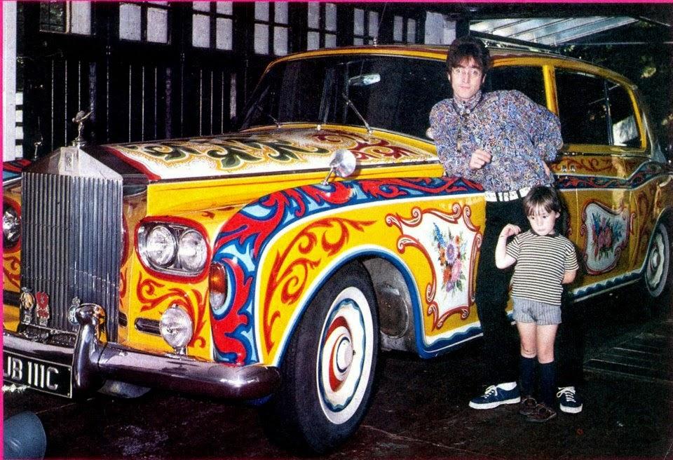 Rolls Royce Swimming Pool Keith Moon - Auto cars