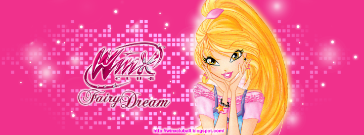 "Concurso Winx Club All: ""Winx Fairy Dream"""