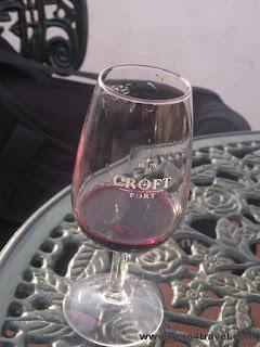 degustacion de vino bodega de Oporto.