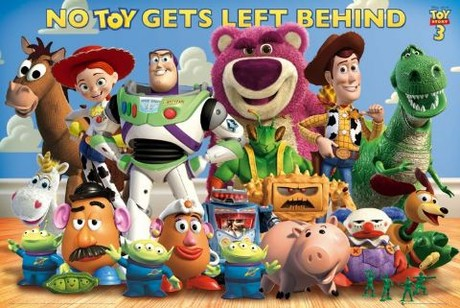 Penguin toy story for Toy story 5 portada