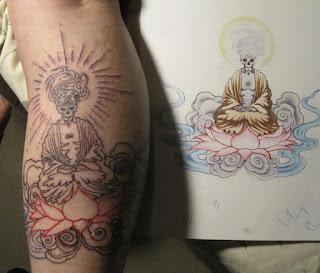 Dee Buda Skull Tattoos