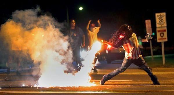#FergusonRiot Protest StLouis MO