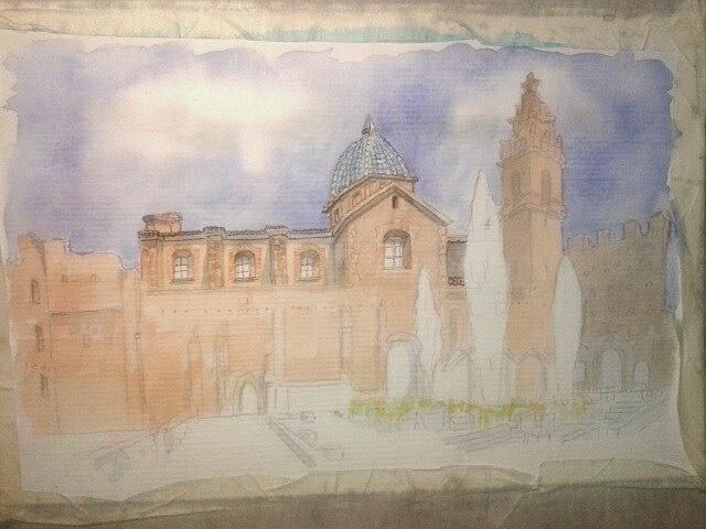 Monateri De Santa Maria de la Valldigna - 2º fase  del treball