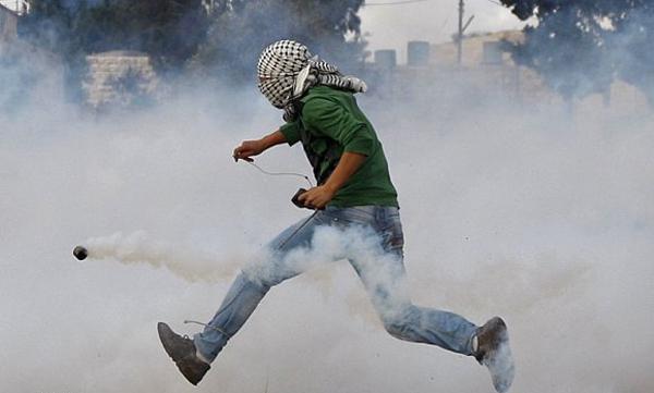 الاعلام التونسي  خارج   خدمة   انتفاضة  فلسطين