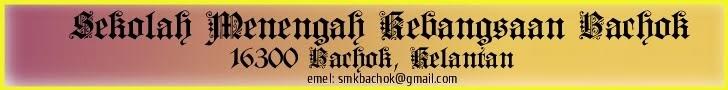 Sekolah Menengah Kebangsaan Bachok
