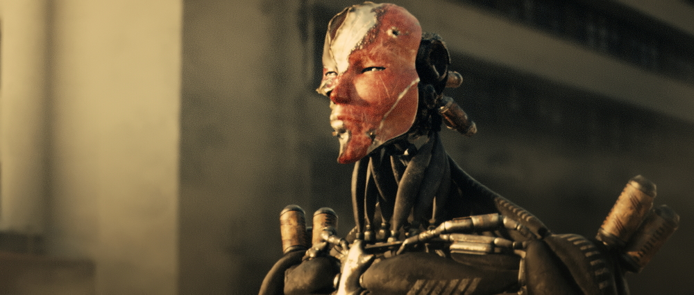 Check Out This Action-Packed Short Film About the Singularity
