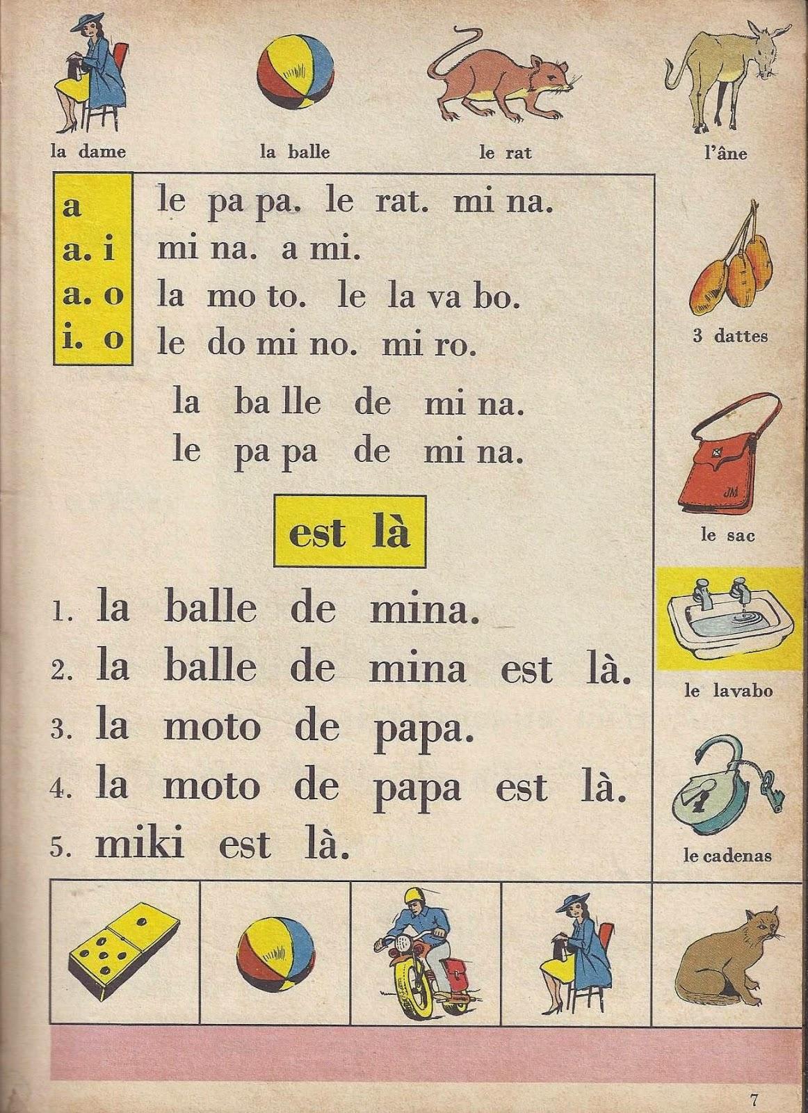 manuels anciens  tranchart  bien lire et comprendre cp  1961