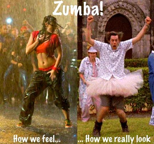 Funny Can T Dance Meme : Hand in i look like jim carrey doing zumba