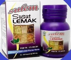 HERBAL SUSUT LEMAK SULEM