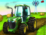 Traktör Parkı Oyunu
