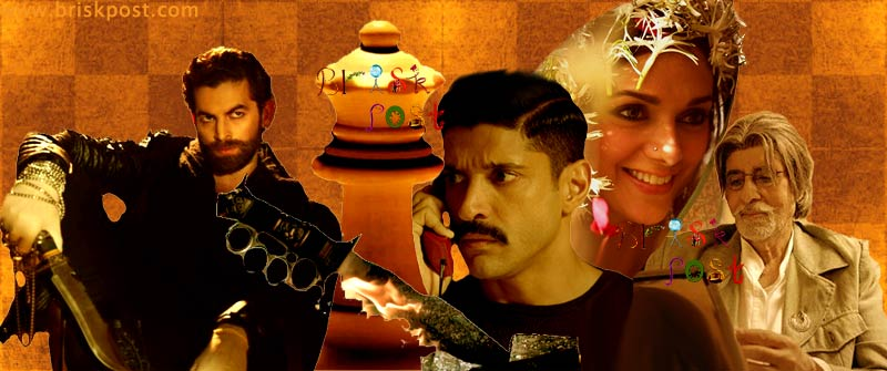 Bejoy Nambiar's Wazir movie review: An emotional, suspense thriller story of Vidhu Vinod Chopra staring Amitabh Bachchan as Panditji Omkar, Farhan Akhtar as Danish and Aditi Rao Hydary