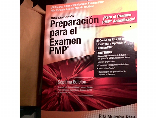 Pmp exam prep by rita mulcahy 2015 paperback 8th edition fandeluxe Image collections