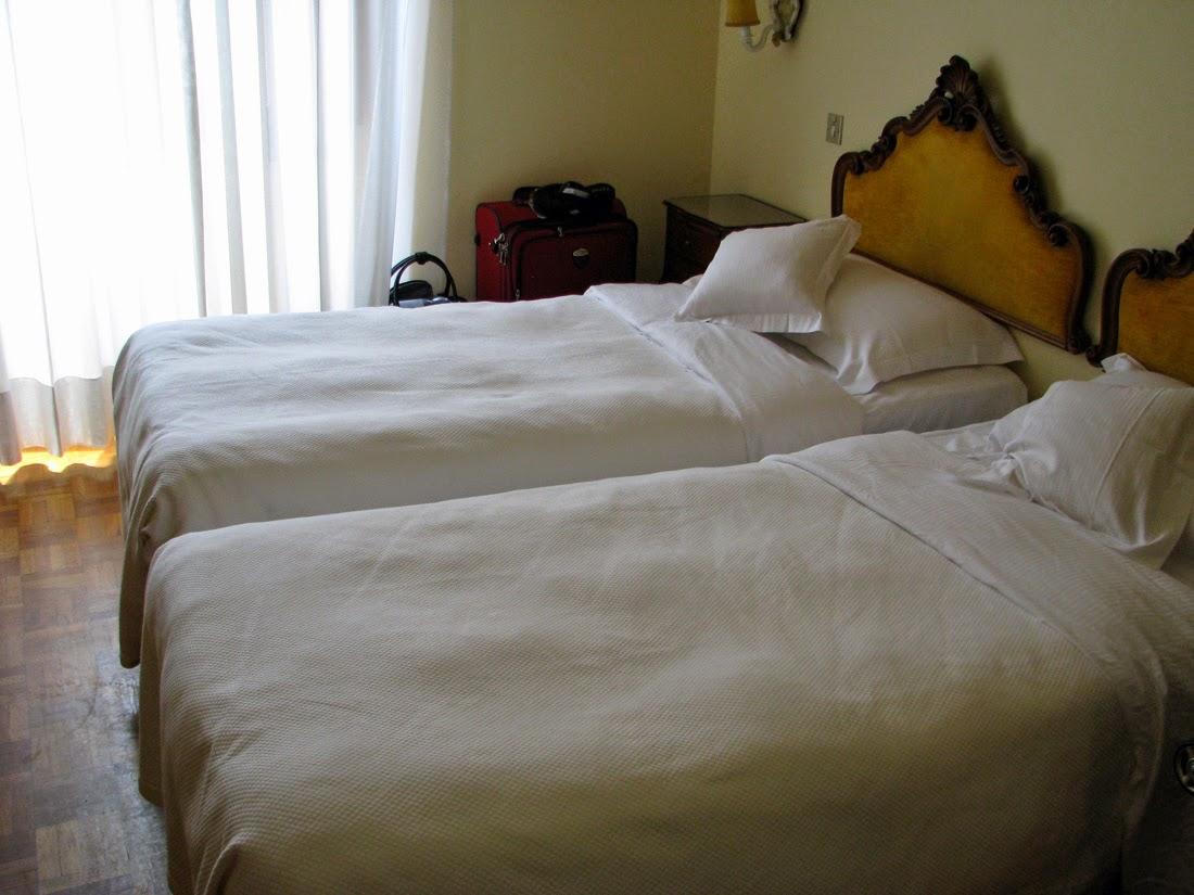 Hoteles convento en roma italia alojamiento convento en - Hoteles roma 5 estrellas ...