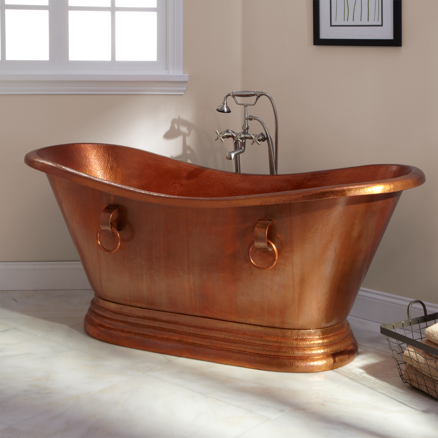 Thefrontdrawer freestanding bathtubs styles and types for Different types of tubs
