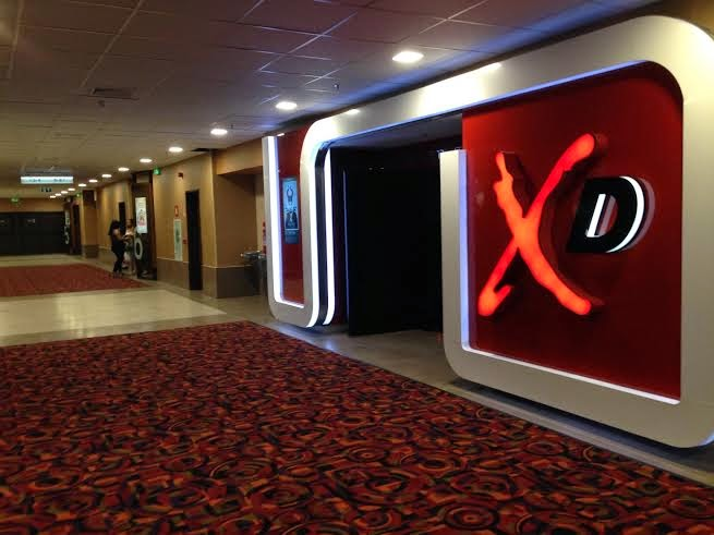 Cinemark inaugura primeiro complexo com tecnologia XD na cidade do Rio de Janeiro