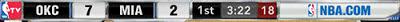 NBA 2K13 NBA TV Scoreboard NBA.COM Patch