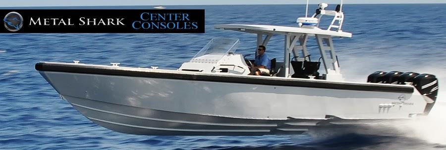 Aluminum Center Console Patrol Boats : Sportmondo sports portal us metal shark acquires