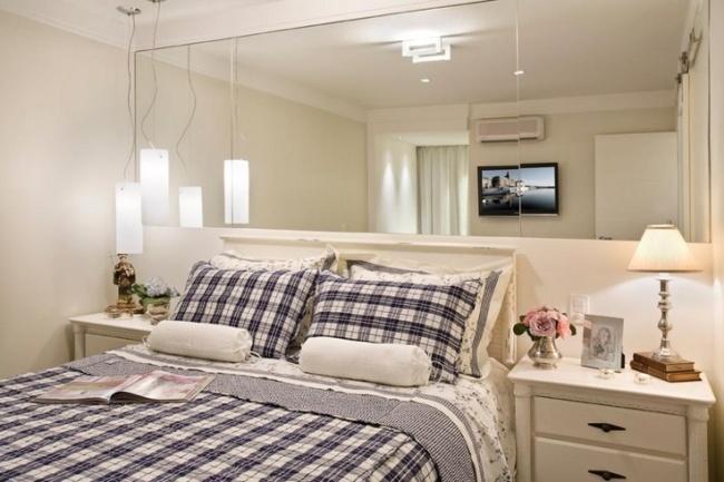 Um lar 10 ideias para decorar seu quarto gastando pouco!