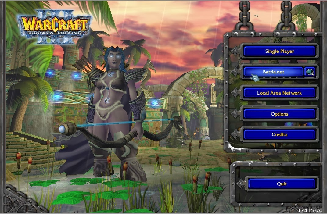 Patching Warcraft 3 For all you, Yar - Pirates! . For instance, my portabl
