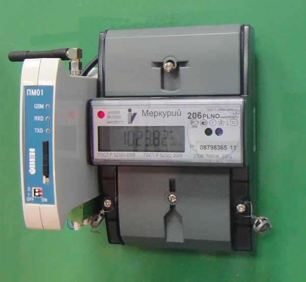 Инструкция Меркурий 206 Rn - фото 7