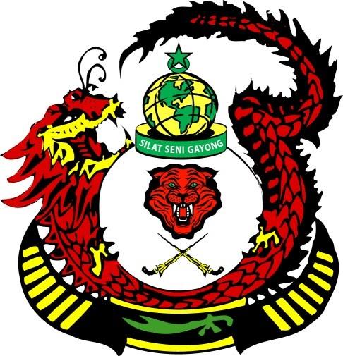 silat seni gayong malaysia uniten maksud logo