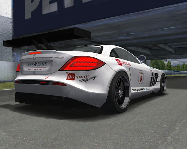rFactor GT Dream 5.4