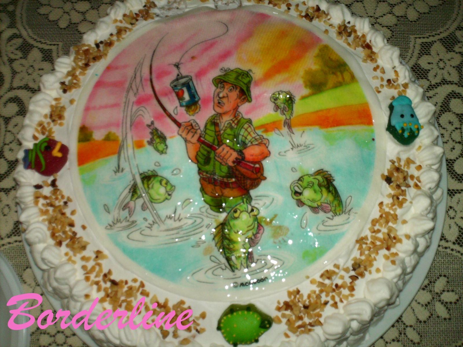 Torte e decorazioni come si mette l ostia sulle torte for Decorazioni per torta 60 anni