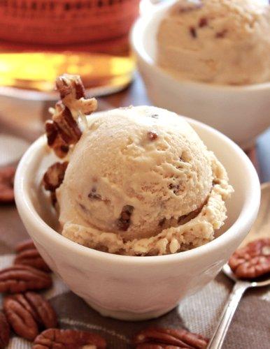 The Bojon Gourmet: Maple Bourbon Pecan Ice Cream