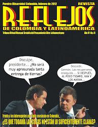 """SALIO Revista """"REFLEJOS DE COLOMBIA Y LATINOAMERICA"""" N° 41"""