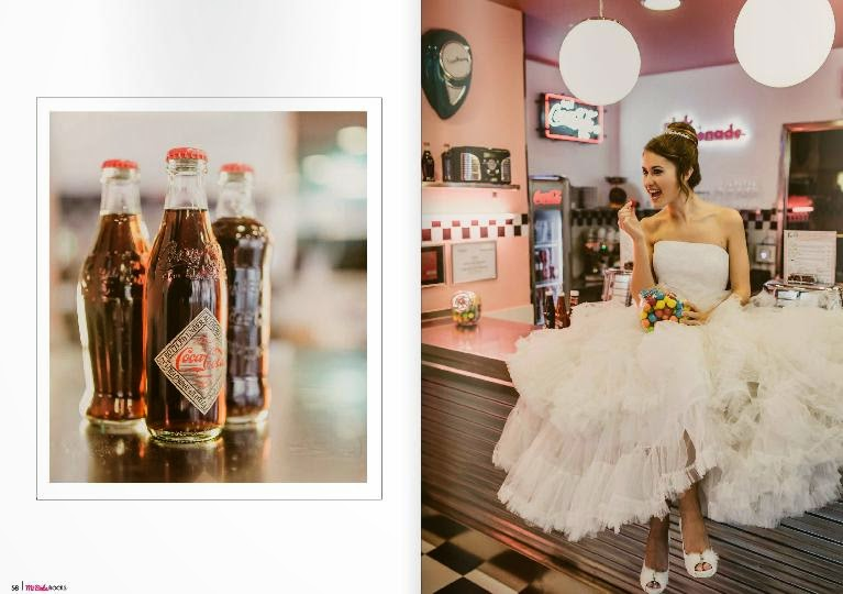 revista de bodas gratis mi boda rocks blog de bodas produccion moda años 50