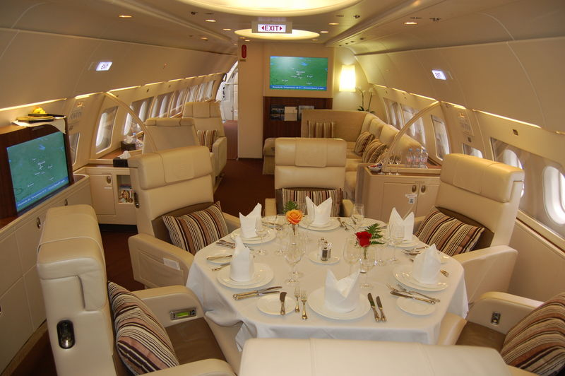87 Million Luxurious Airbus Acj319 Private Jet Eleroticariodenadie