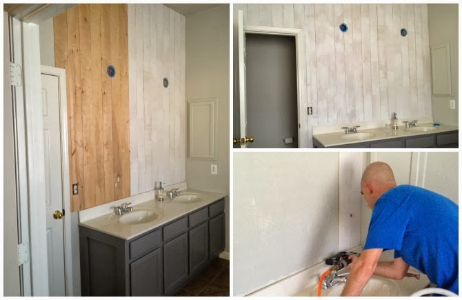 The Holland House Master Bath Remodel It s a Wrap r Now