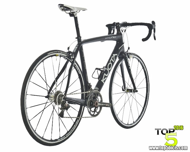 KUOTA K-UNO, buena bici para 2016