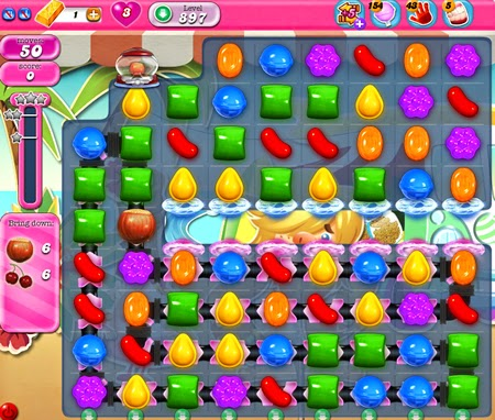 Candy Crush Saga 897